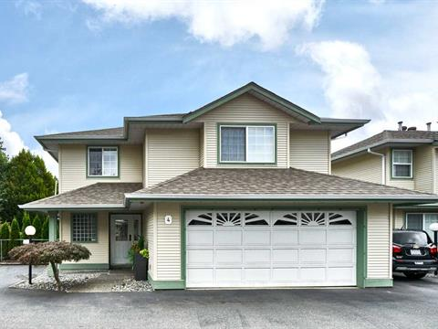 Townhouse for sale in Central Meadows, Pitt Meadows, Pitt Meadows, 4 19270 122a Avenue, 262415826 | Realtylink.org