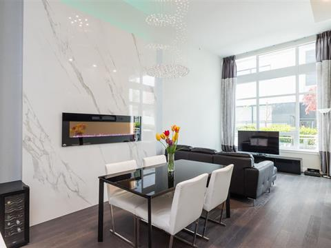 Apartment for sale in Oakridge VW, Vancouver, Vancouver West, 102 6383 Cambie Street, 262385797 | Realtylink.org