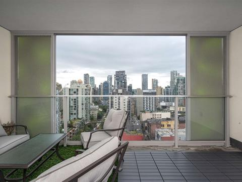 Apartment for sale in Downtown VW, Vancouver, Vancouver West, 2005 999 Seymour Street, 262408550 | Realtylink.org