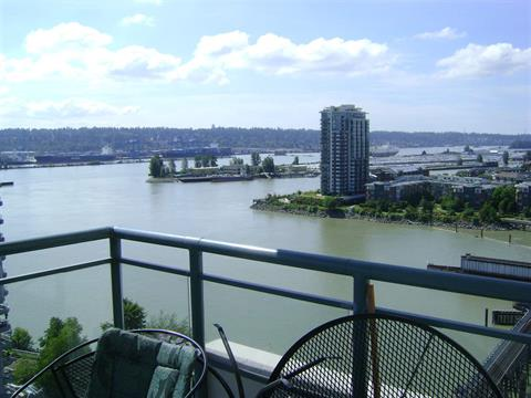 Apartment for sale in Quay, New Westminster, New Westminster, 1701 8 Laguna Court, 262408867 | Realtylink.org