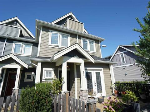 Townhouse for sale in McLennan North, Richmond, Richmond, 26 6331 No. 4 Road, 262417389 | Realtylink.org