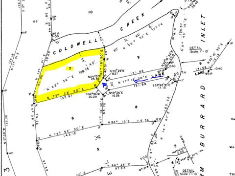 Lot for sale in Indian Arm, North Vancouver, North Vancouver, Lot 7 Block A Dl Lot 873 Plan 14183, 262418369 | Realtylink.org