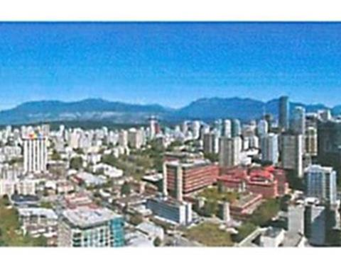 Apartment for sale in Downtown VW, Vancouver, Vancouver West, 4301 1289 Hornby Street, 262418139 | Realtylink.org