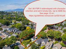 House for sale in Cambie, Vancouver, Vancouver West, 3500 Ash Street, 262413672   Realtylink.org
