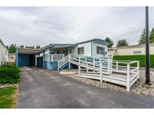 Manufactured Home for sale in Central Meadows, Pitt Meadows, Pitt Meadows, 11923 Poplar Drive, 262417736 | Realtylink.org
