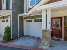 Townhouse for sale in Albion, Maple Ridge, Maple Ridge, 5 9989 240a Street, 262417783 | Realtylink.org