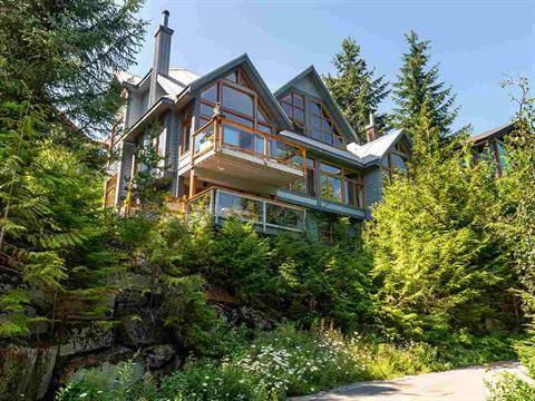 1/2 Duplex for sale in Blueberry Hill, Whistler, Whistler, 3339 Nighthawk Lane, 262417413 | Realtylink.org