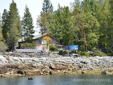 House for sale in Coulter Island, Small Islands, Lt A Coulter Island, 458995 | Realtylink.org