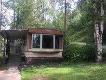 Manufactured Home for sale in Quesnel - Rural North, Quesnel, Quesnel, 31 3656 Hilborn Road, 262414745 | Realtylink.org