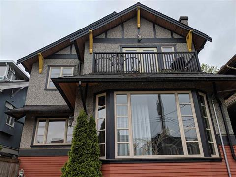 1/2 Duplex for sale in Kitsilano, Vancouver, Vancouver West, 3261 W 2nd Avenue, 262415622 | Realtylink.org