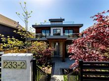 1/2 Duplex for sale in Lower Lonsdale, North Vancouver, North Vancouver, 2 233 W 5th Street, 262415174 | Realtylink.org