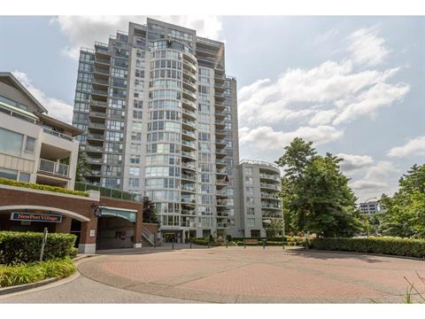 Apartment for sale in North Shore Pt Moody, Port Moody, Port Moody, 607 200 Newport Drive, 262414908   Realtylink.org