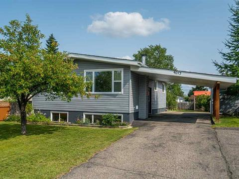 House for sale in Pinewood, Prince George, PG City West, 4073 Campbell Avenue, 262416098   Realtylink.org