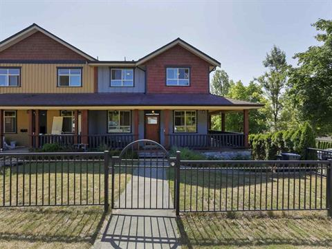1/2 Duplex for sale in West End NW, New Westminster, New Westminster, 1220 Nanaimo Street, 262416047 | Realtylink.org