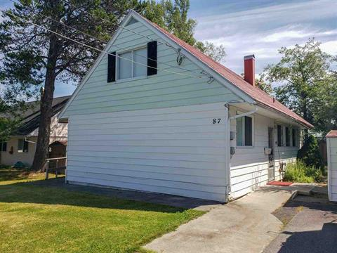 House for sale in Kitimat, Kitimat, 87 Swallow Street, 262416737 | Realtylink.org