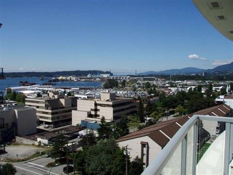 Apartment for sale in Lower Lonsdale, North Vancouver, North Vancouver, 805 175 W 2nd Street, 262416707 | Realtylink.org