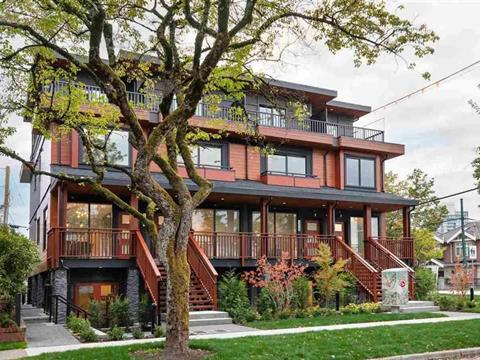 Townhouse for sale in Collingwood VE, Vancouver, Vancouver East, 2498 E 34th Avenue, 262409342 | Realtylink.org