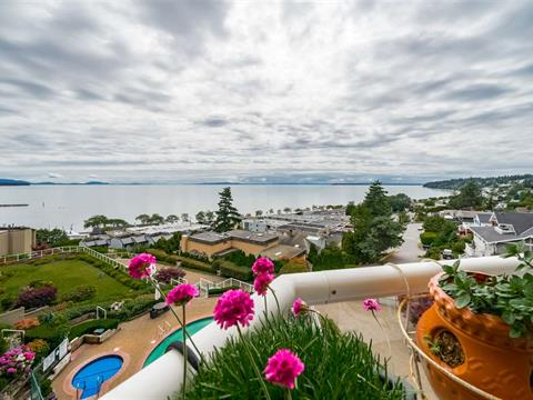 Apartment for sale in White Rock, South Surrey White Rock, 502 15025 Victoria Avenue, 262409840 | Realtylink.org