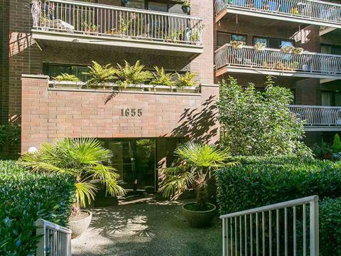 Apartment for sale in West End VW, Vancouver, Vancouver West, 102 1655 Nelson Street, 262394849 | Realtylink.org
