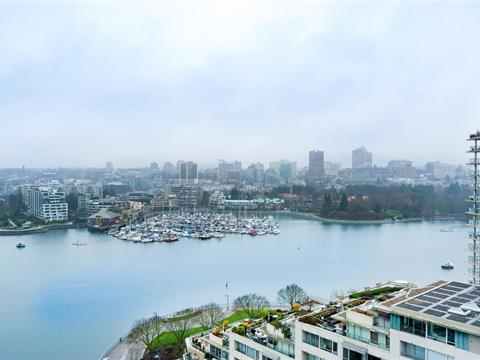 Apartment for sale in Yaletown, Vancouver, Vancouver West, 1905 1228 Marinaside Crescent, 262409842 | Realtylink.org