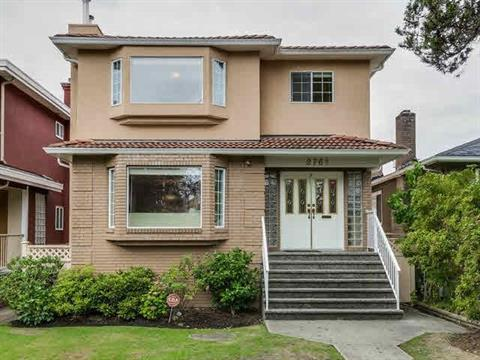 House for sale in Arbutus, Vancouver, Vancouver West, 2761 W 23rd Avenue, 262413066 | Realtylink.org