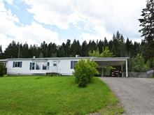 Manufactured Home for sale in Esler/Dog Creek, Williams Lake, Williams Lake, 621 Hull Road, 262412918 | Realtylink.org