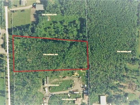 Lot for sale in Fort St. John - Rural W 100th, Fort St. John, Fort St. John, Lot 1 257 Road, 262313643 | Realtylink.org