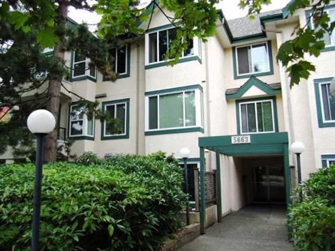 Apartment for sale in Central Park BS, Burnaby, Burnaby South, 102 5663 Inman Avenue, 262413239 | Realtylink.org