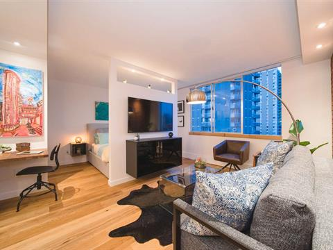 Apartment for sale in West End VW, Vancouver, Vancouver West, 1005 1250 Burnaby Street, 262412721 | Realtylink.org