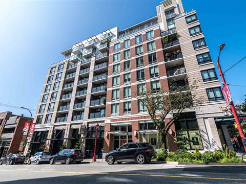 Apartment for sale in Downtown VE, Vancouver, Vancouver East, 808 189 Keefer Street, 262412706 | Realtylink.org