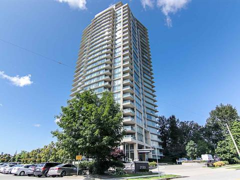 Apartment for sale in Brentwood Park, Burnaby, Burnaby North, 602 2133 Douglas Road, 262411320 | Realtylink.org