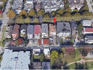 Lot for sale in Grandview Woodland, Vancouver, Vancouver East, 1440 E 1st Avenue, 262412345 | Realtylink.org
