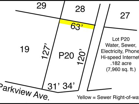 Lot for sale in Hope Sunshine Valley, Sunshine Valley, Hope, 14920 Parkview Avenue, 262406527   Realtylink.org