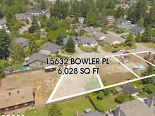Lot for sale in King George Corridor, Surrey, South Surrey White Rock, 15632 Bowler Place, 262406600   Realtylink.org