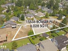 Lot for sale in King George Corridor, Surrey, South Surrey White Rock, 15636 Bowler Place, 262406606 | Realtylink.org