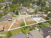 Lot for sale in King George Corridor, Surrey, South Surrey White Rock, 15640 Bowler Place, 262406608 | Realtylink.org
