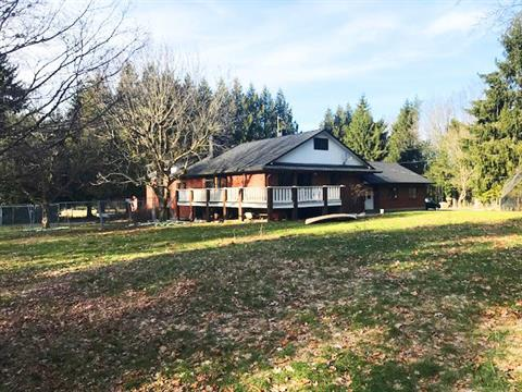 House for sale in Columbia Valley, Cultus Lake, 621 Blatchford Road, 262384189 | Realtylink.org