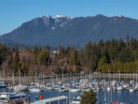 Apartment for sale in Coal Harbour, Vancouver, Vancouver West, 804 1790 Bayshore Drive, 262401727 | Realtylink.org