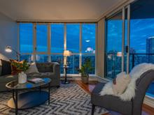 Apartment for sale in Downtown VW, Vancouver, Vancouver West, 2506 1155 Seymour Street, 262390106 | Realtylink.org