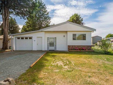 Manufactured Home for sale in Sardis West Vedder Rd, Chilliwack, Sardis, 24 6035 Vedder Road, 262401957 | Realtylink.org
