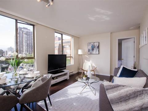 Apartment for sale in Yaletown, Vancouver, Vancouver West, 706 888 Pacific Street, 262401667 | Realtylink.org