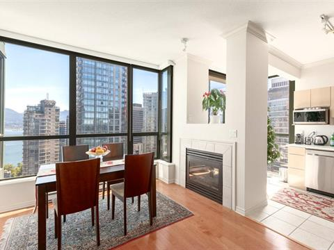 Apartment for sale in Coal Harbour, Vancouver, Vancouver West, 2109 1239 W Georgia Street, 262401816   Realtylink.org