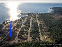 Lot for sale in Ucluelet, Salmon Beach, 1182 5th Ave, 456608 | Realtylink.org