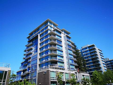 Apartment for sale in Simon Fraser Univer., Burnaby, Burnaby North, 607 9080 University Crescent, 262408424 | Realtylink.org