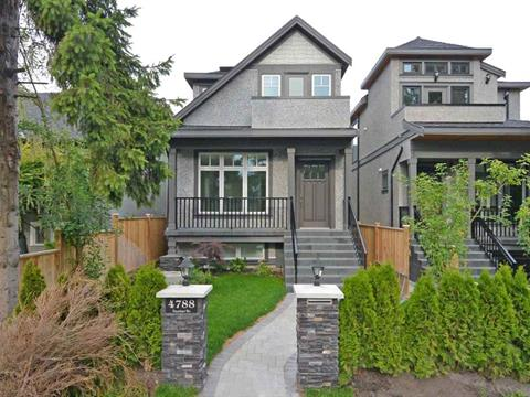 House for sale in Dunbar, Vancouver, Vancouver West, 4788 Dunbar Street, 262407880 | Realtylink.org