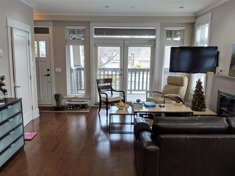 Townhouse for sale in Kitsilano, Vancouver, Vancouver West, 3202 W 1st Avenue, 262409340 | Realtylink.org