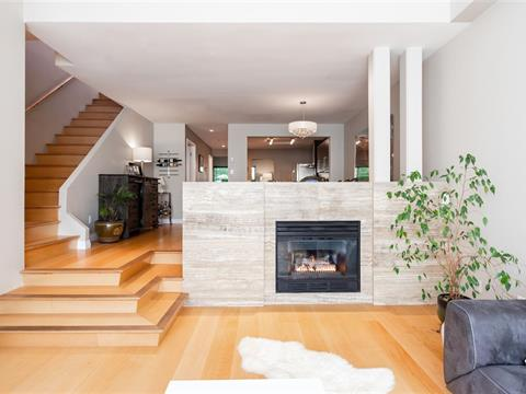 Townhouse for sale in Downtown VE, Vancouver, Vancouver East, 3 1182 Quebec Street, 262409343 | Realtylink.org