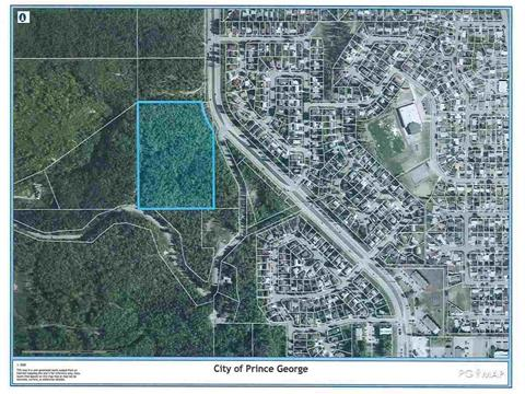 Lot for sale in Cranbrook Hill, Prince George, PG City West, Lot 2 Cranbrook Hill Road, 262379942 | Realtylink.org