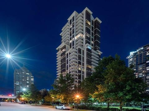 Apartment for sale in Brentwood Park, Burnaby, Burnaby North, 2302 2088 Madison Avenue, 262408522 | Realtylink.org