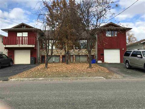 Fourplex for sale in VLA, Prince George, PG City Central, 1432-1434 Diefenbaker Drive, 262407475   Realtylink.org